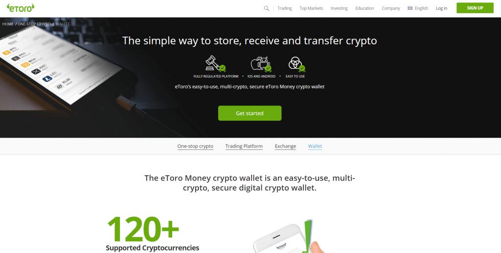 Official-website-Etoro-wallet