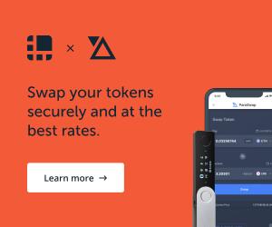 Bewegen von Crypto von der CoinBase an Ledger Nano X